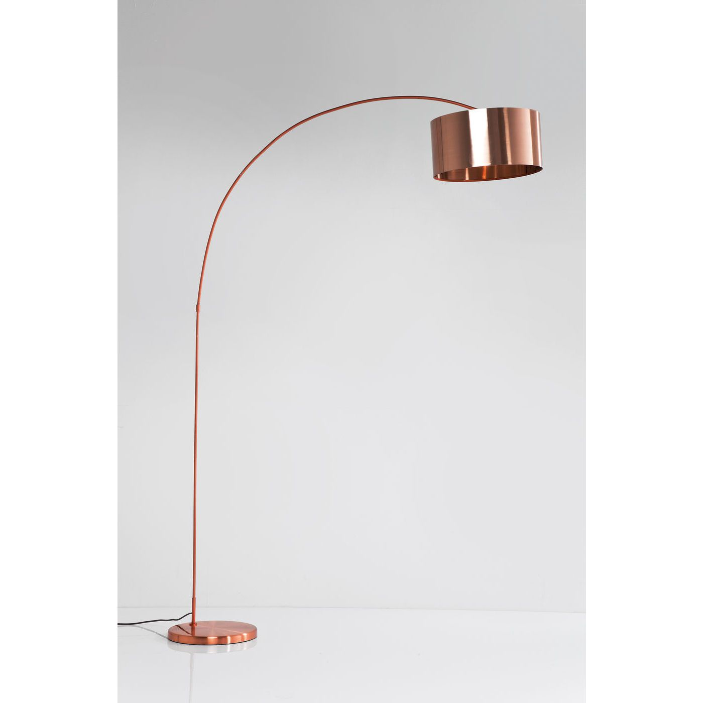 Floor Lamp Gooseneck Copper Excluding