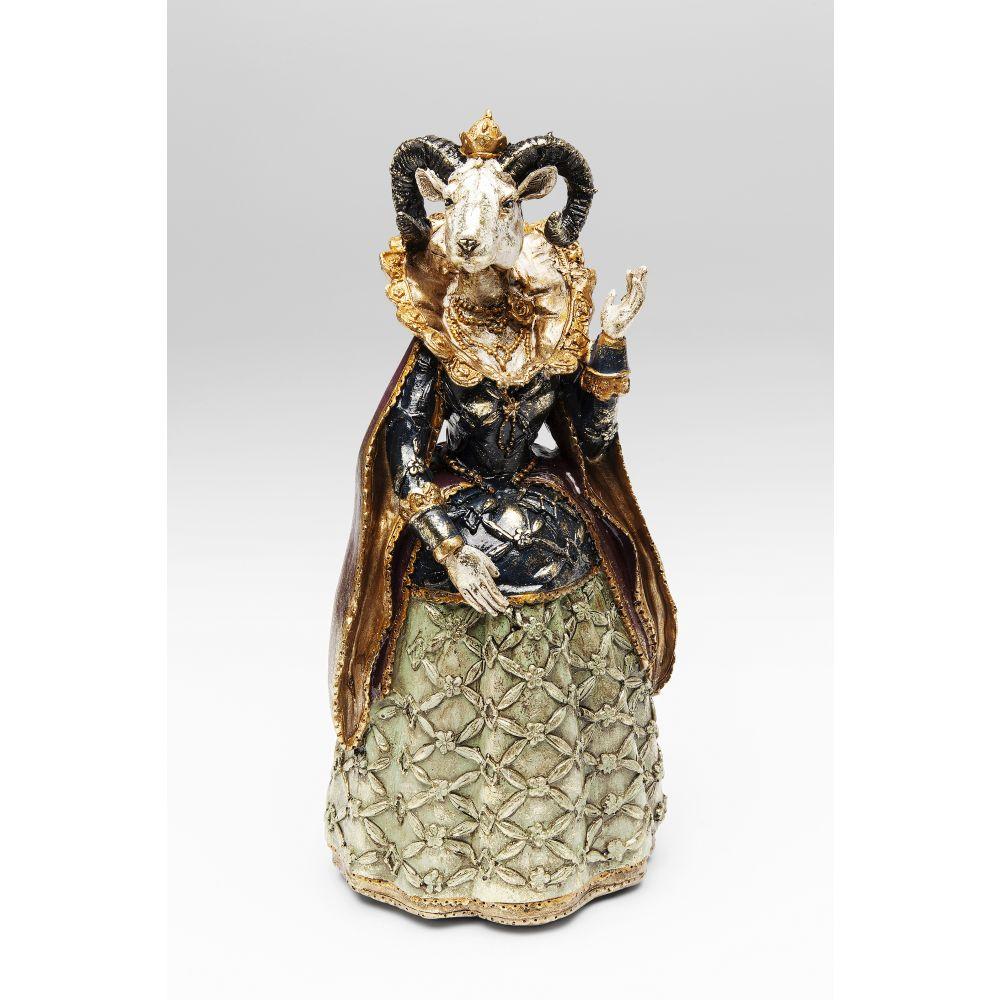 Deco Object Lady Mc Mouflon