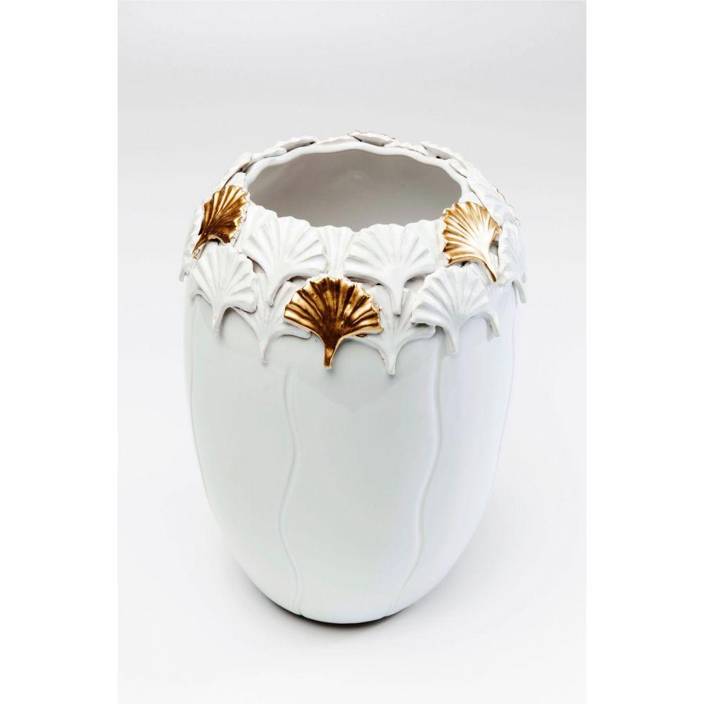Vase Ginkgo 31Cm