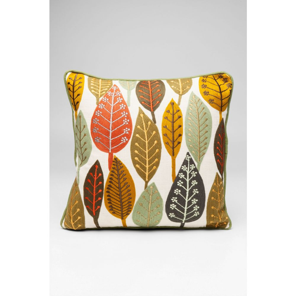 Cushion Fall Forest Leaves 45X45Cm
