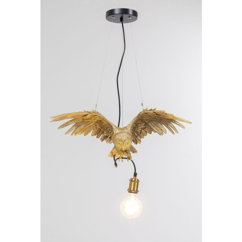 Pendant Lamp Owl (Excluding Bulb And Socket)