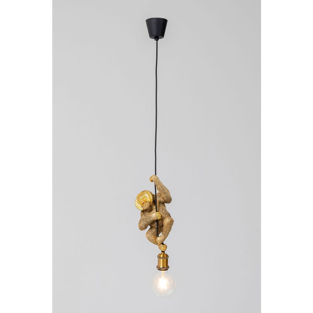 Pendant Lamp Monkey (Excluding Bulb And Socket)
