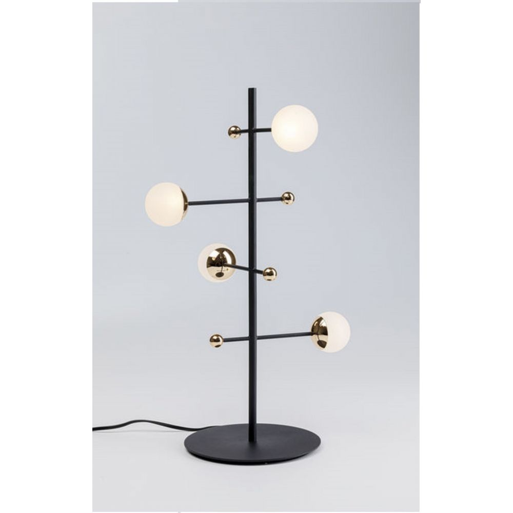 Table Lamp Trapez 52Cm (Including Bulb)