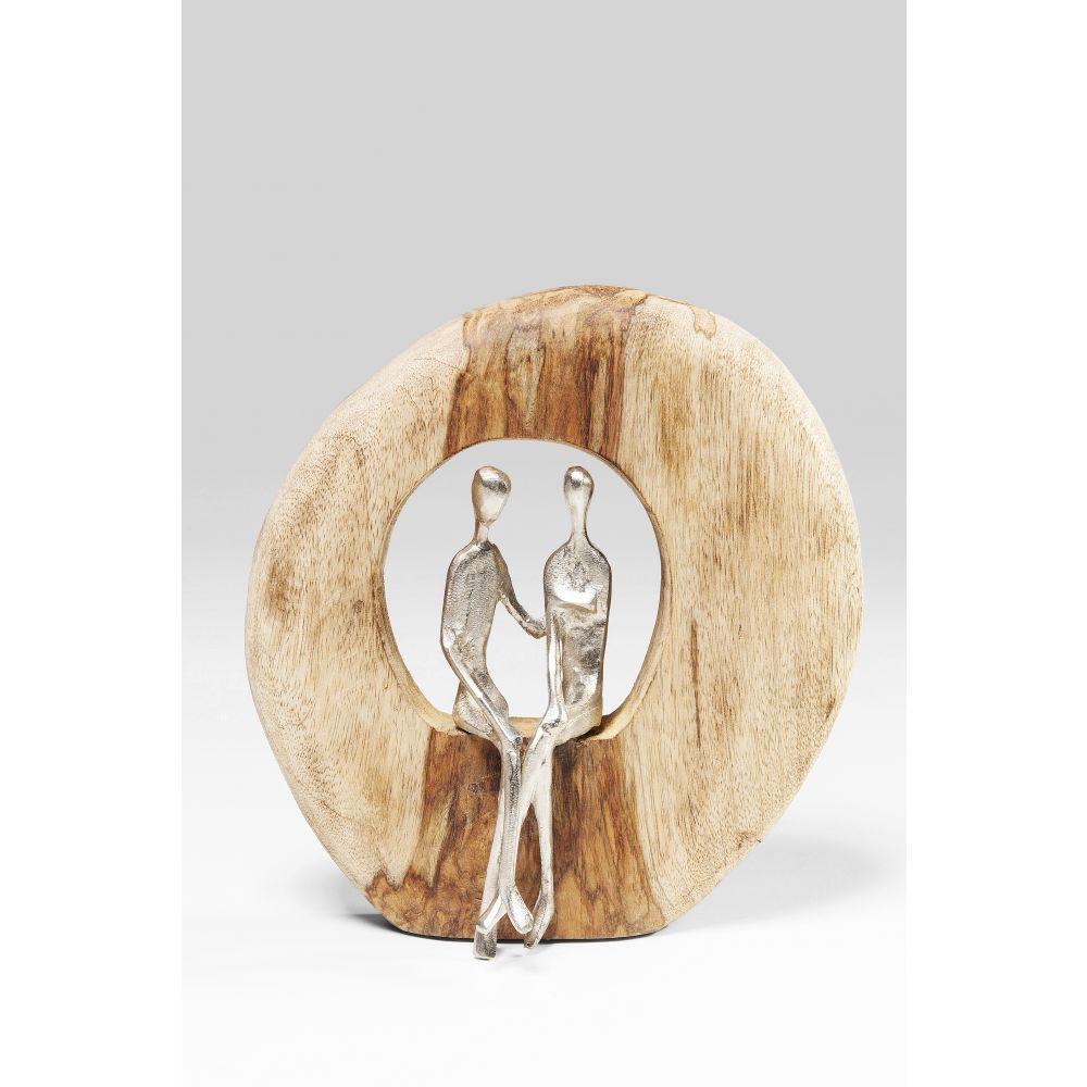 DECO OBJECT COUPLE IN LOG