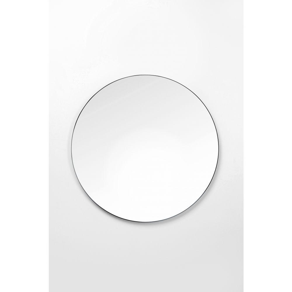 Mirror Bella Round DIA100Cm Black