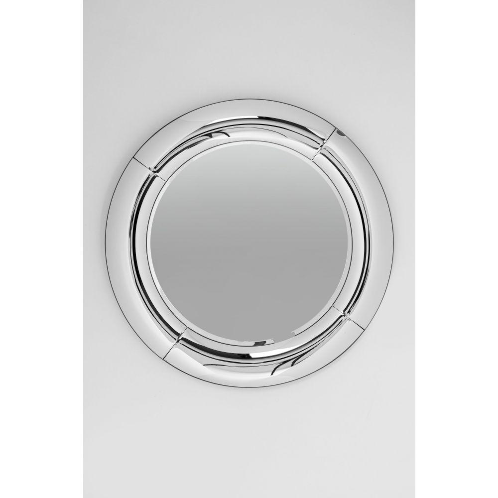 Mirror Bounce Round Dia80Cm,Silvery