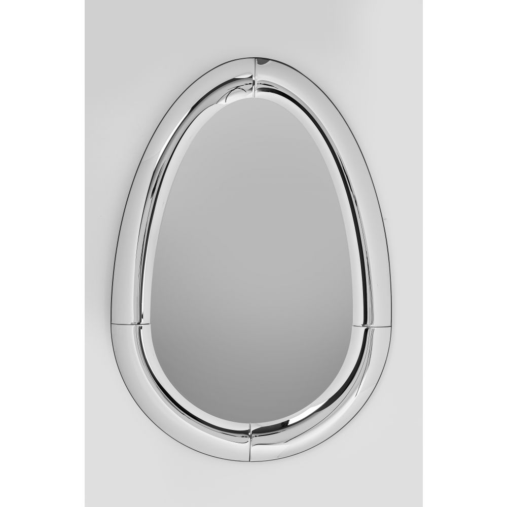 Mirror Bounce Oval 115X80Cm