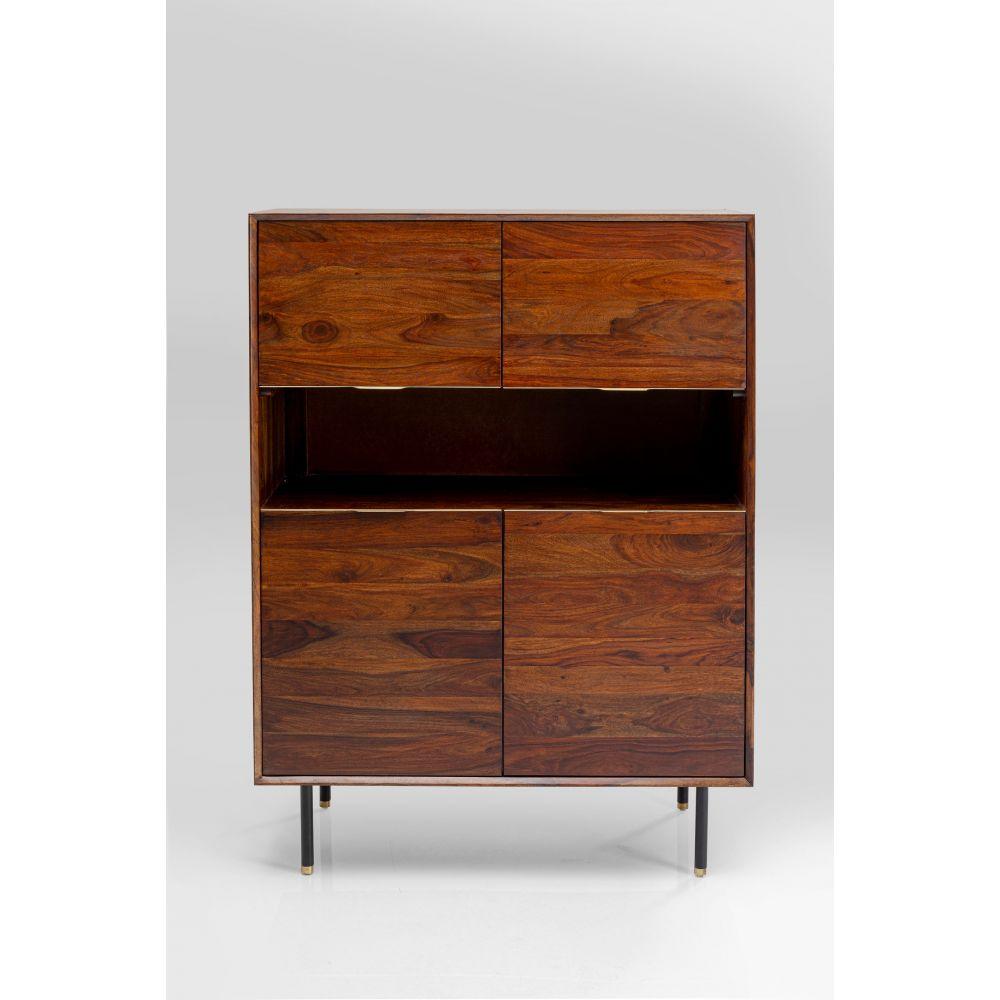 Bar Cabinet Ravello 100Cm,Nature