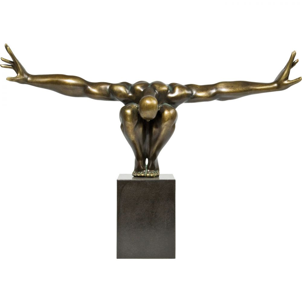 Deco Object Athlet Bronze