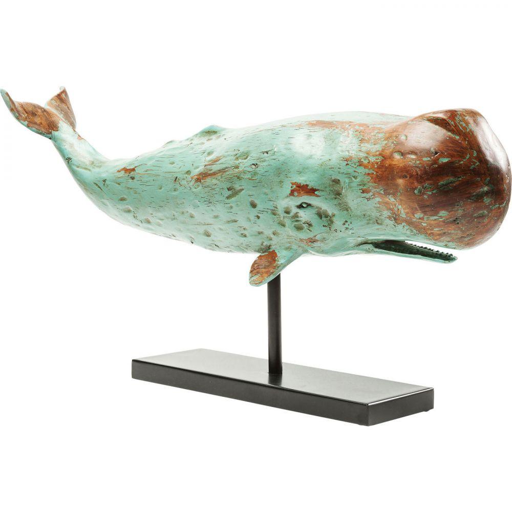 Deco Figurine Whale Base