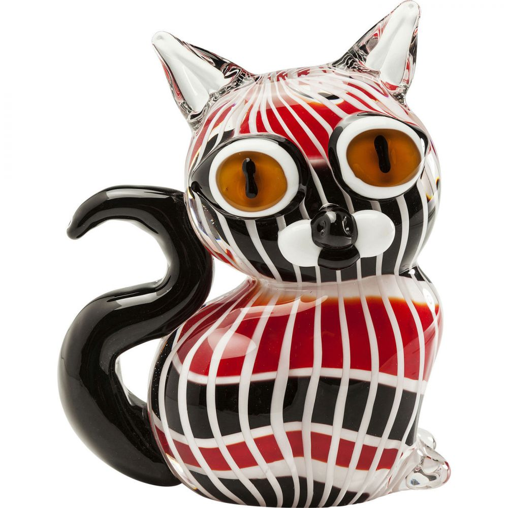 Deco Figurine Cartoon Cat