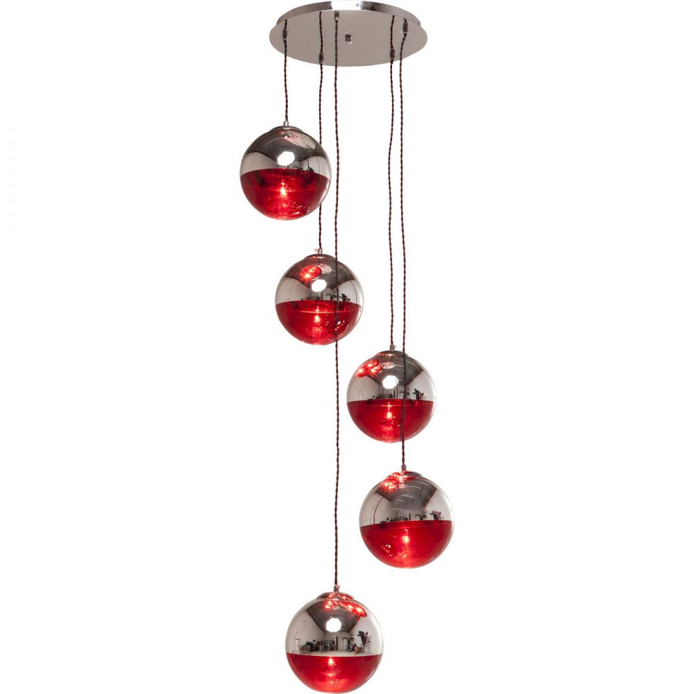 Ceiling Lamp Planetario 5-Lite (Excluding Bulb And Socket)