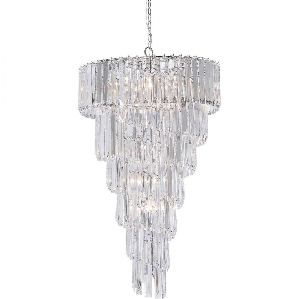 Pendant Lamp Bergkristall 9-Lite (Excluding Bulb And Socket)