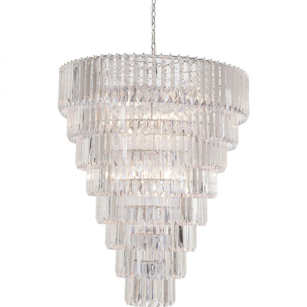 Pendant Lamp Bergkristall 13-Lite (Excluding Bulb And Socket)