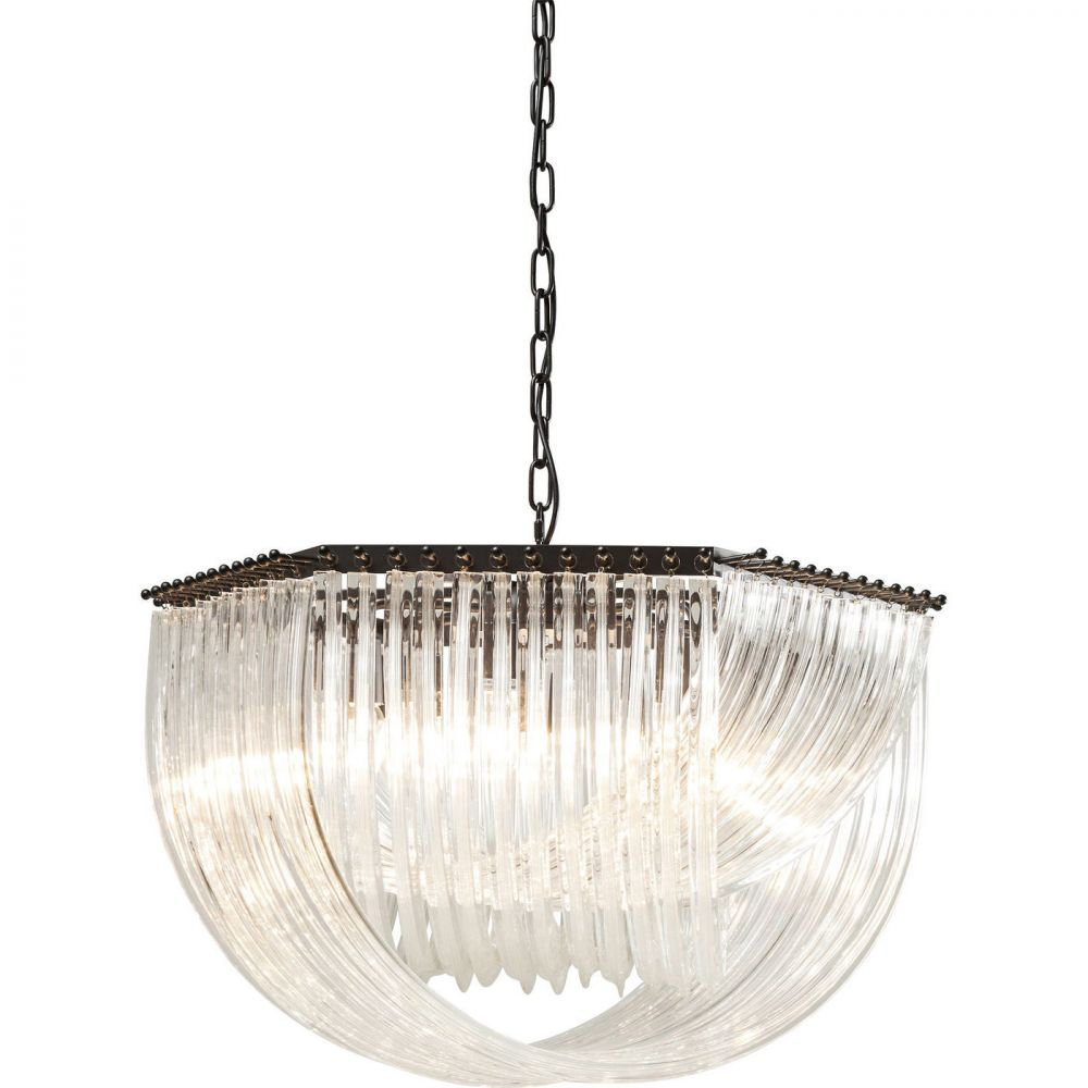 Pendant Lamp Grand Casino Round A66Cm (Excluding Bulb And Socket)