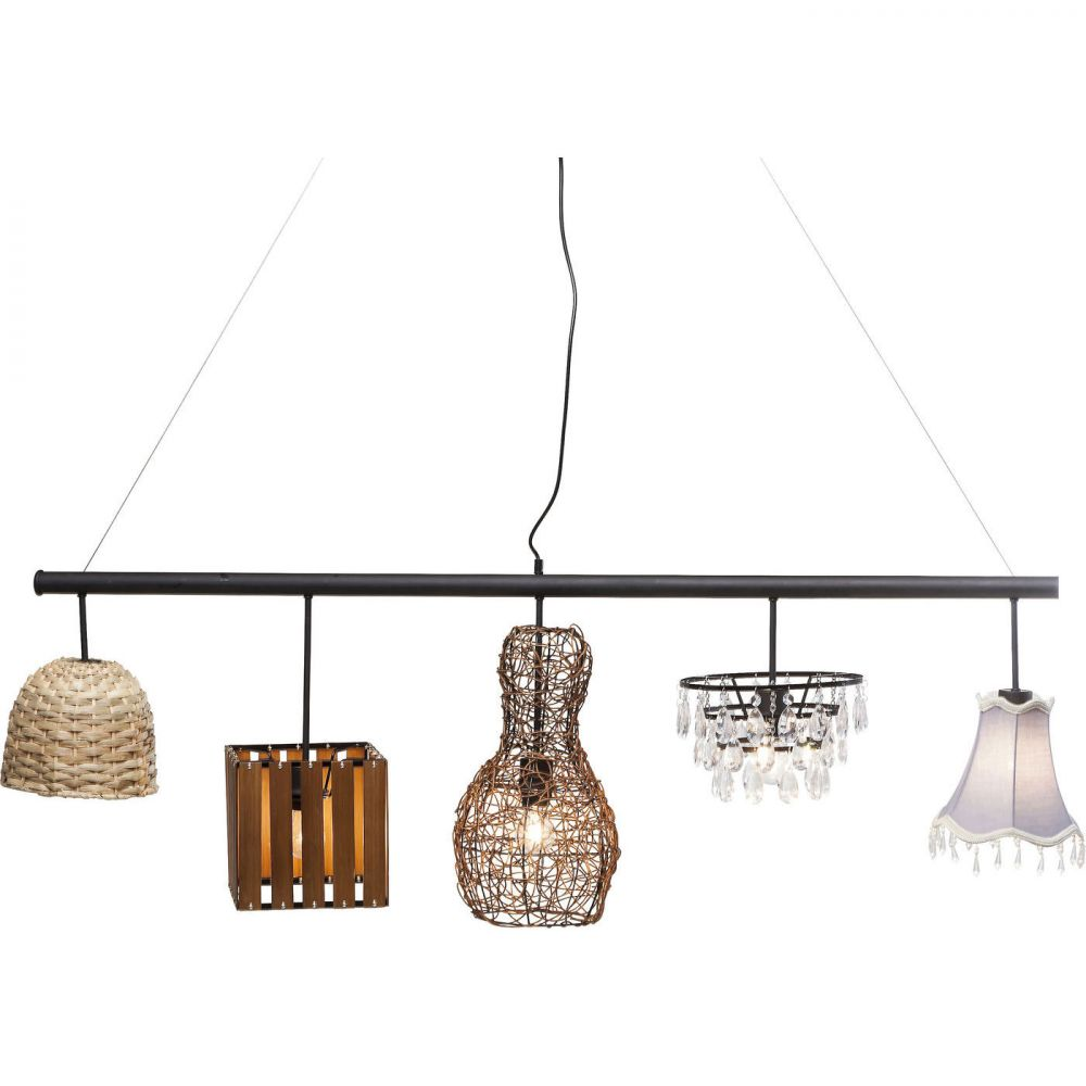 Pendant Lamp Parecchi Art House 150Cm (Excluding Bulb And Socket)