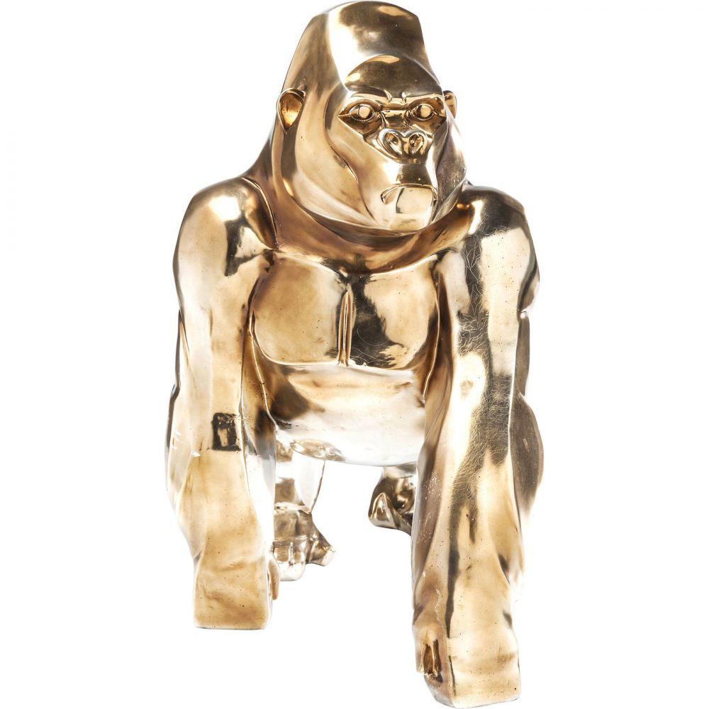 Deco Figurine Proud Gorilla