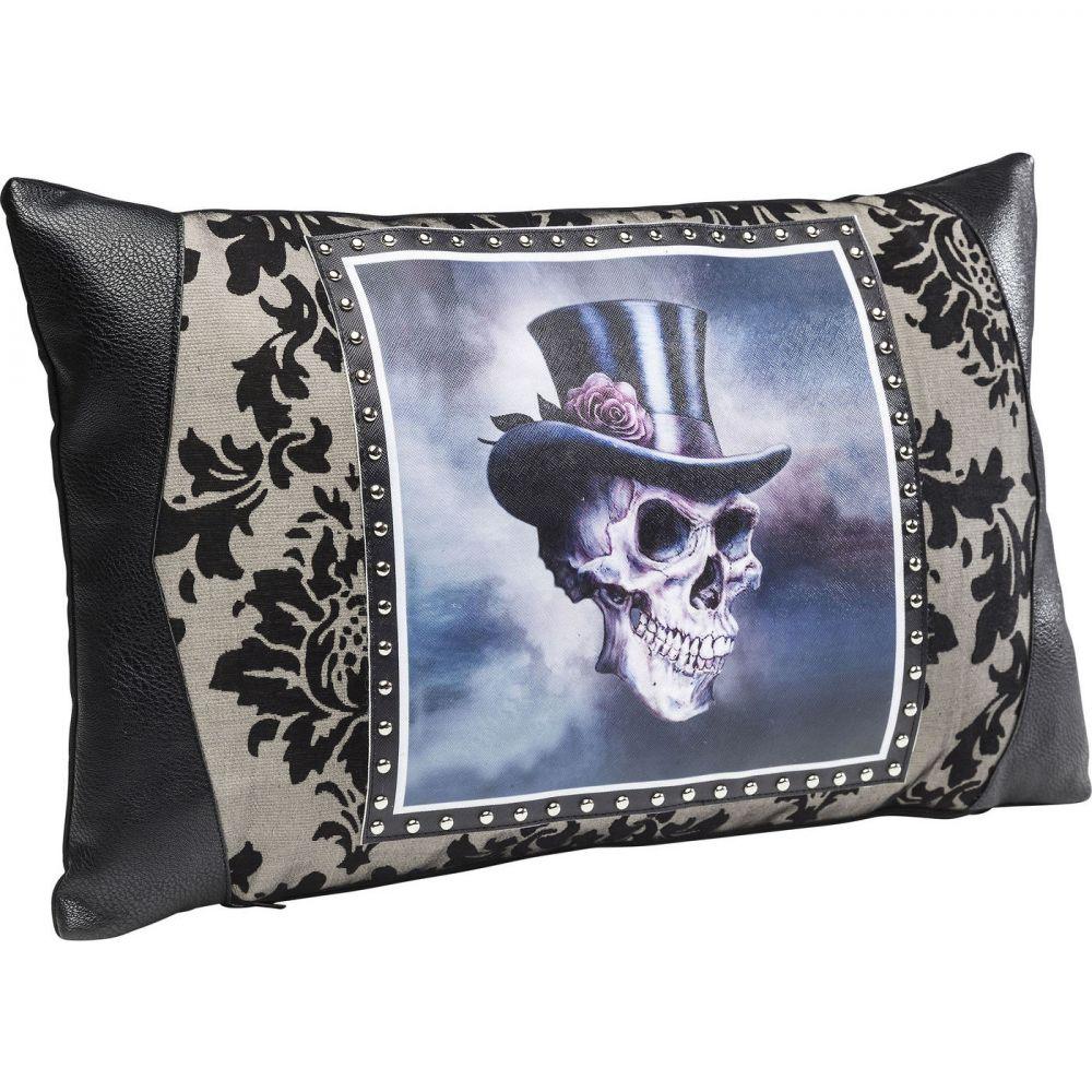 Cushion Gentlemen Skull 30x50cm