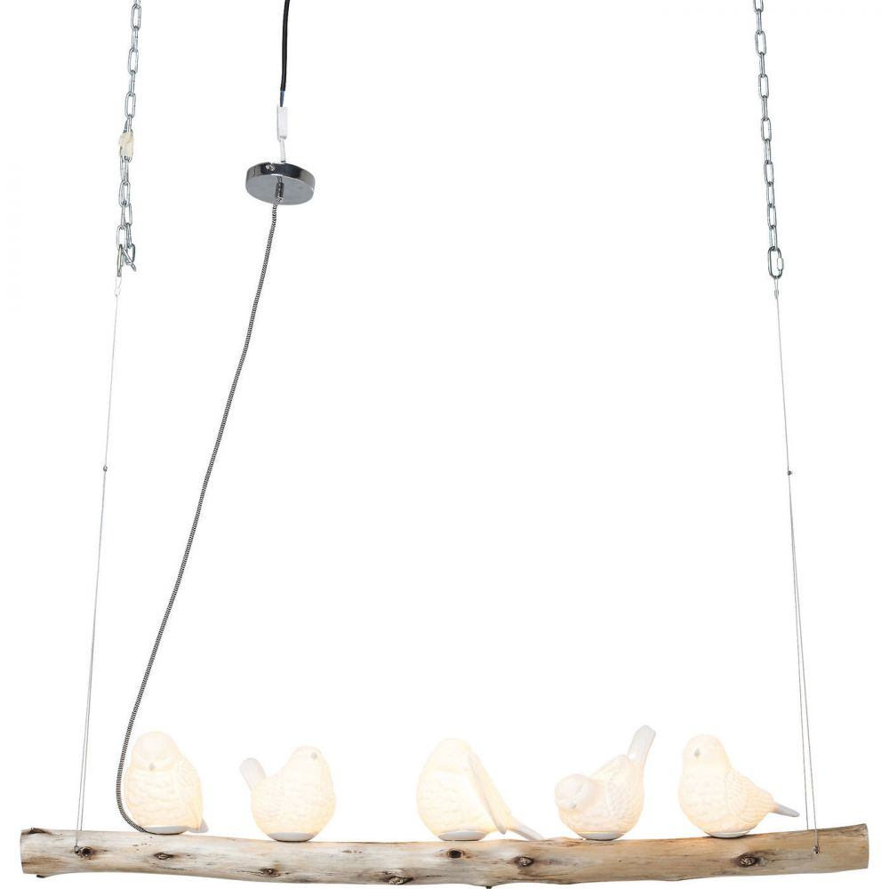 Pendant Lamp Dining Birds