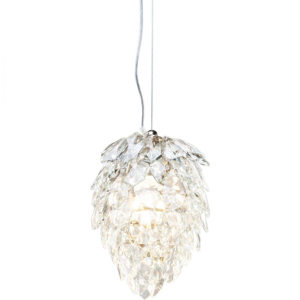 Pendant Lamp Crystal Comp Ø20cm