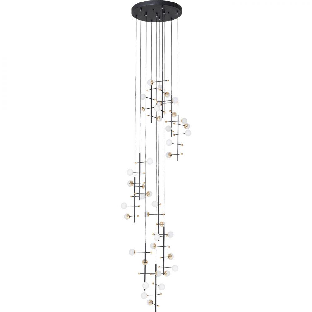 Pendant  Lamp Trapez 280Cm (Including Bulb)