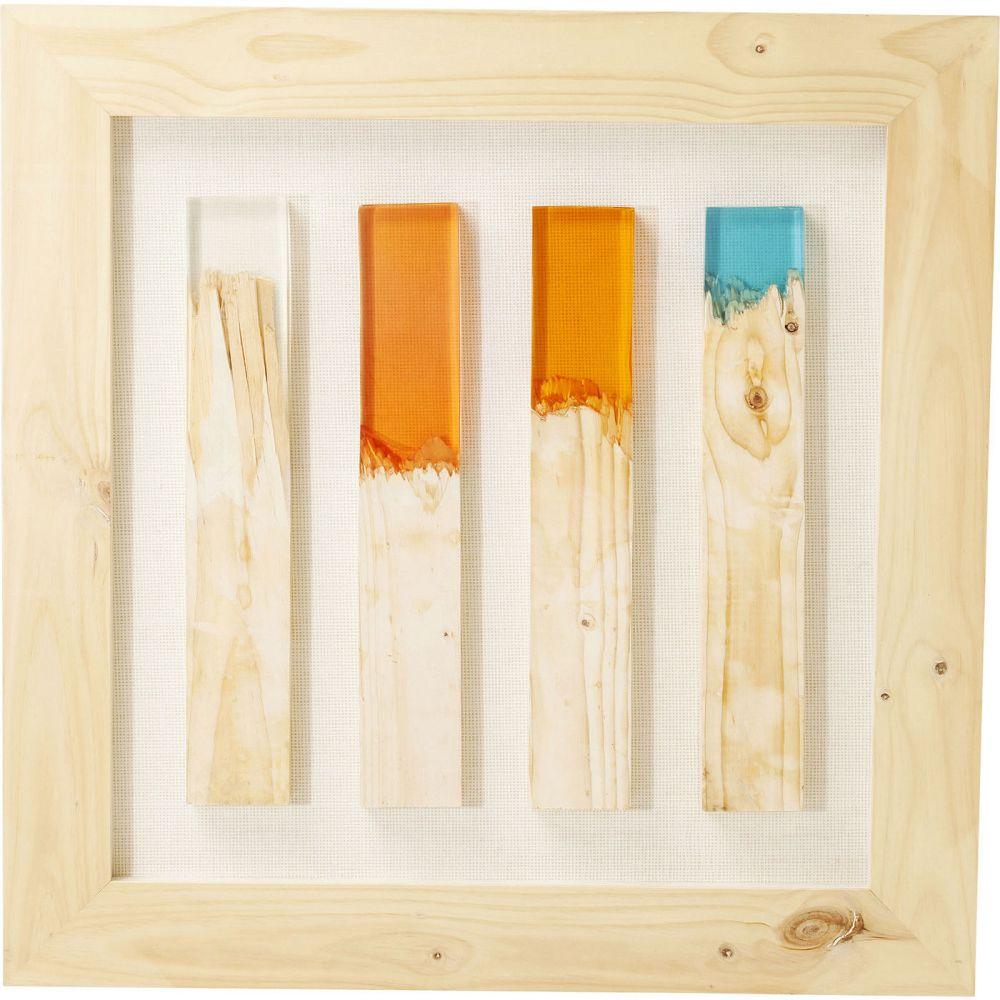 Deco Frame Match Colore 90x90cm