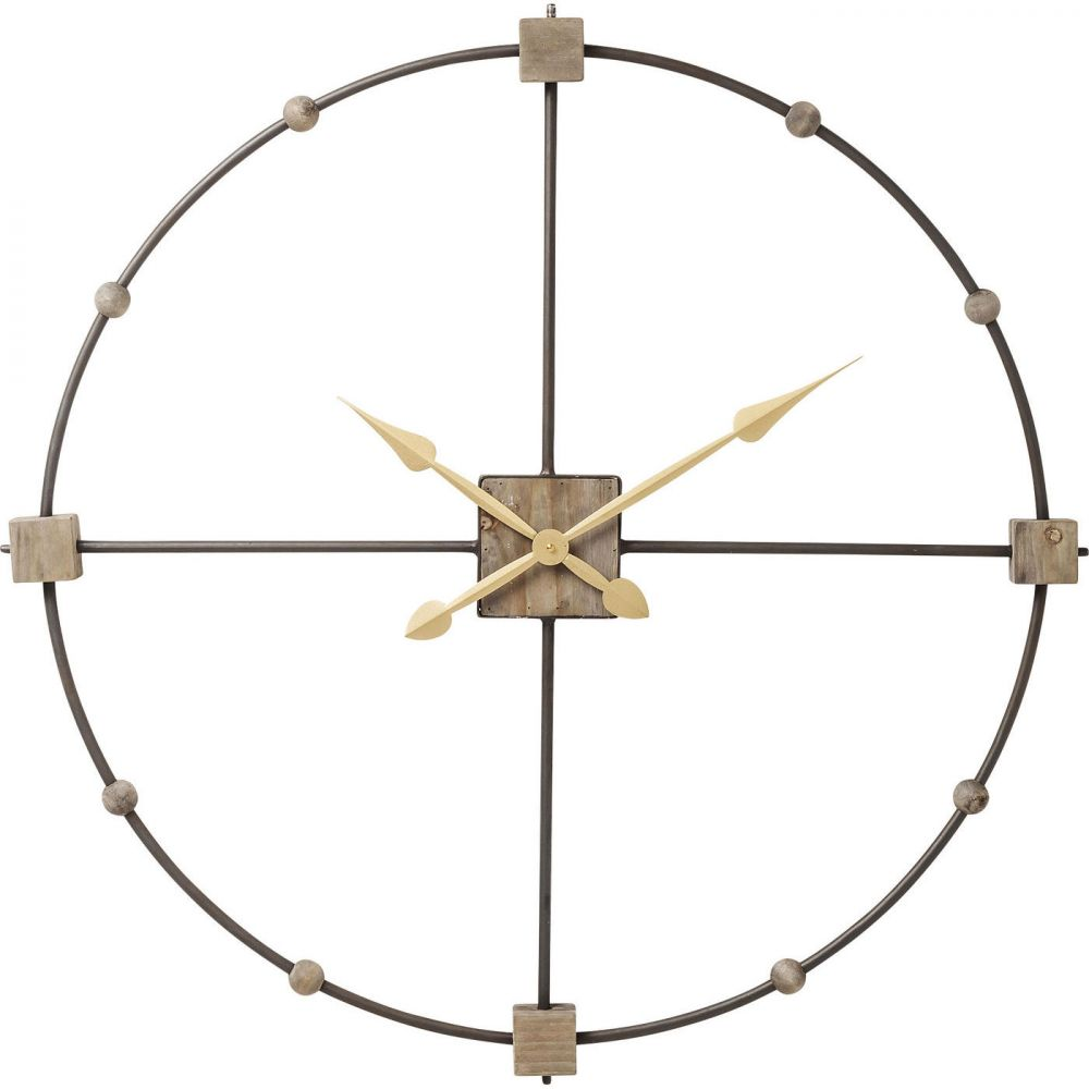 Wall Clock Beam Ø85cm