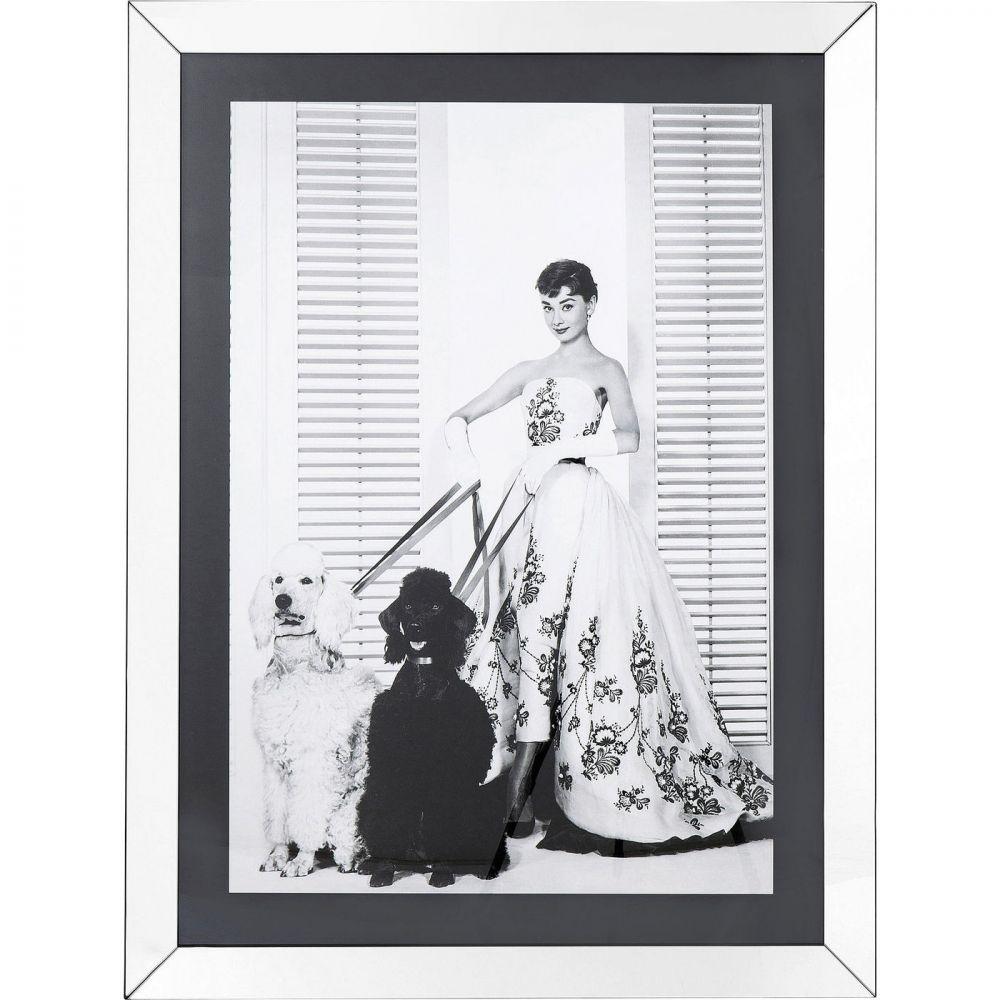 Picture Frame Princess Diva  120x90cm