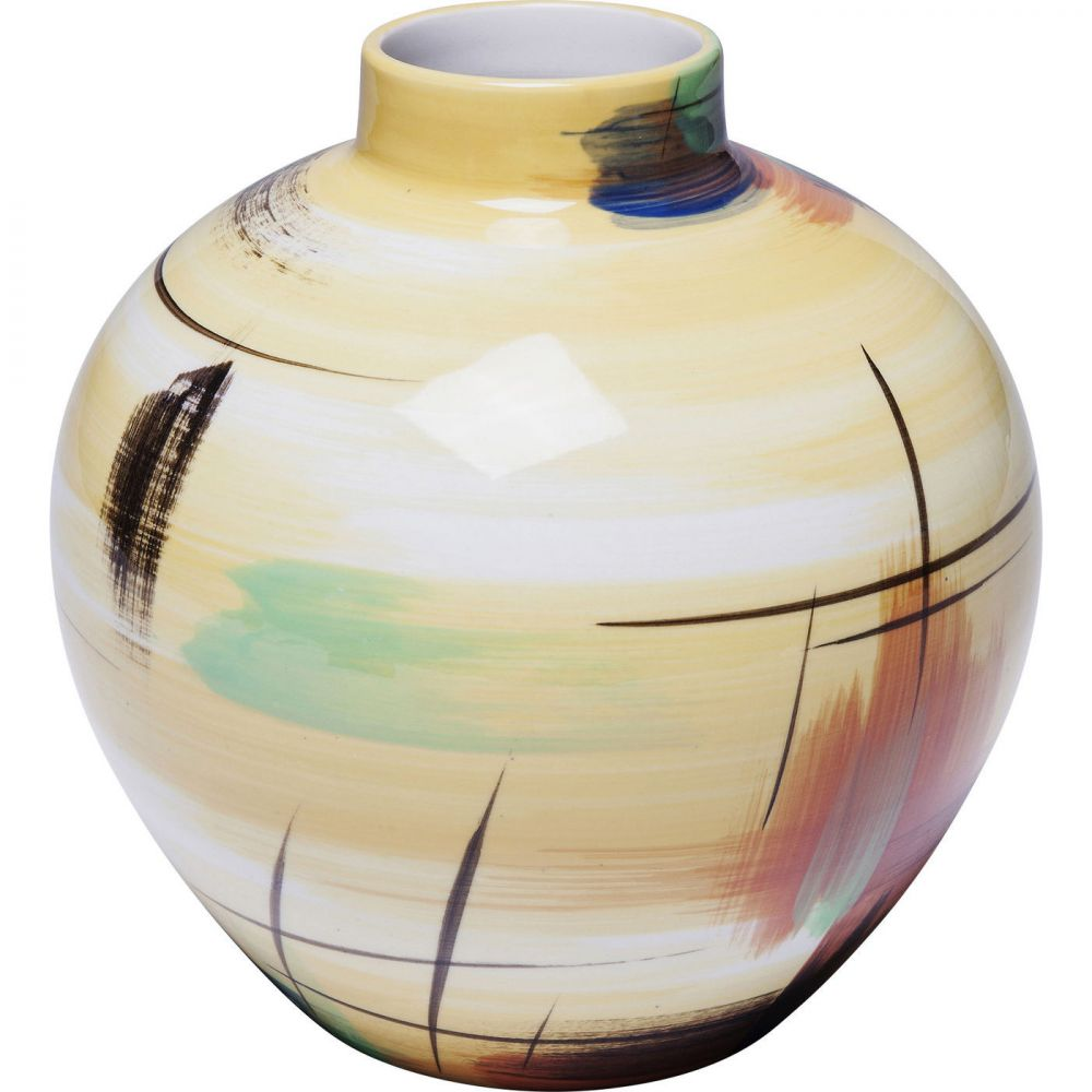 Vase Arte Colore Yellow Small