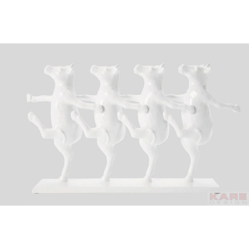 Deco Figurine Dancing Cows