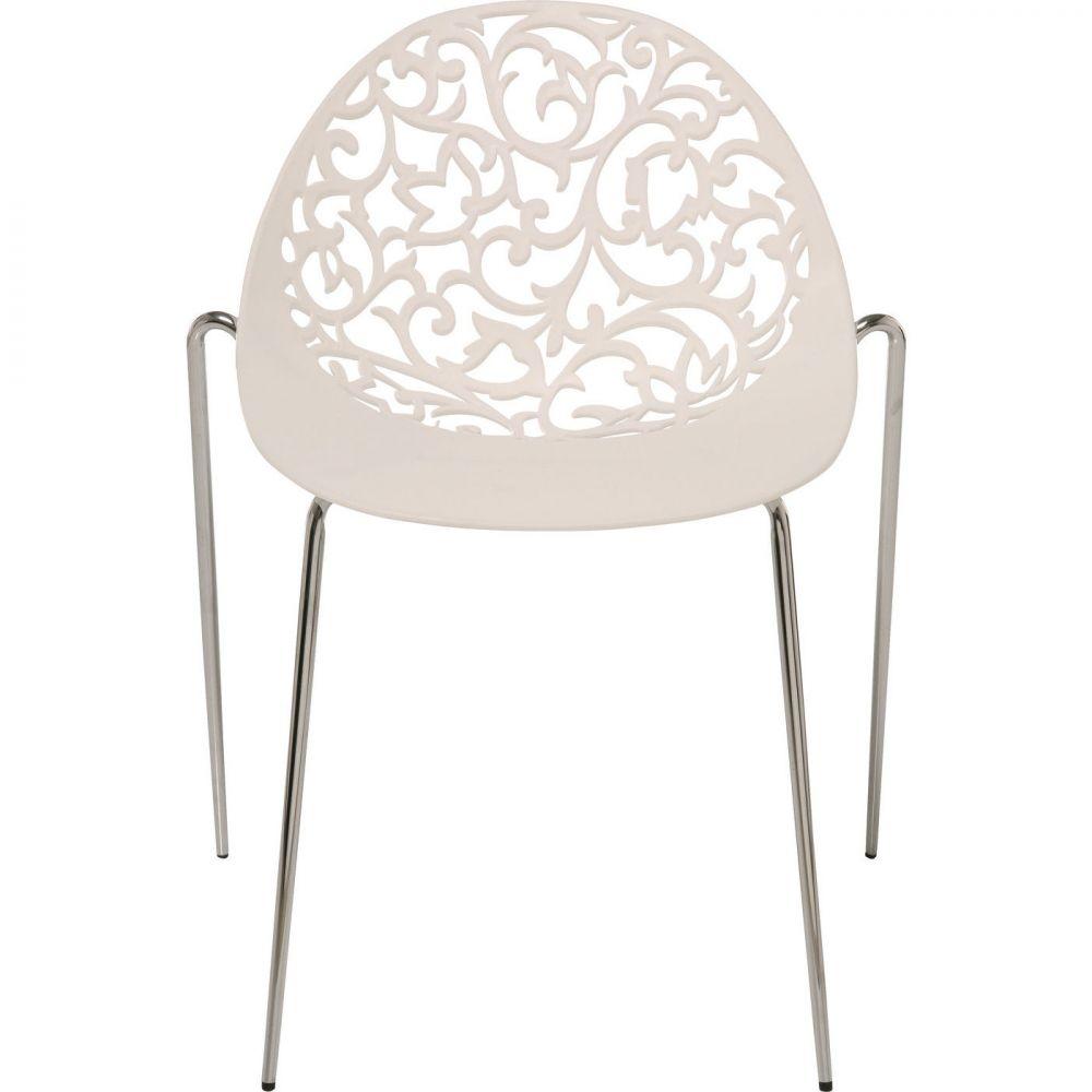 Chair Aurora White
