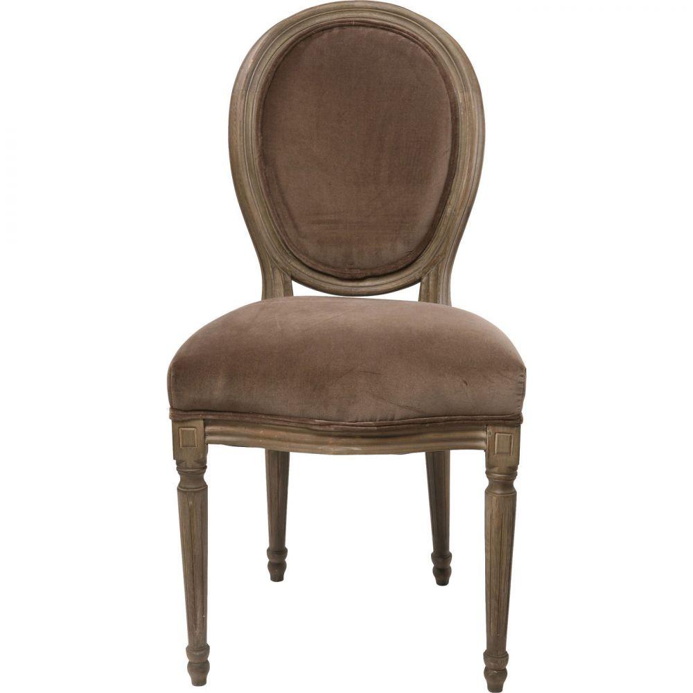 Chair Villa Louis Fango Velvet