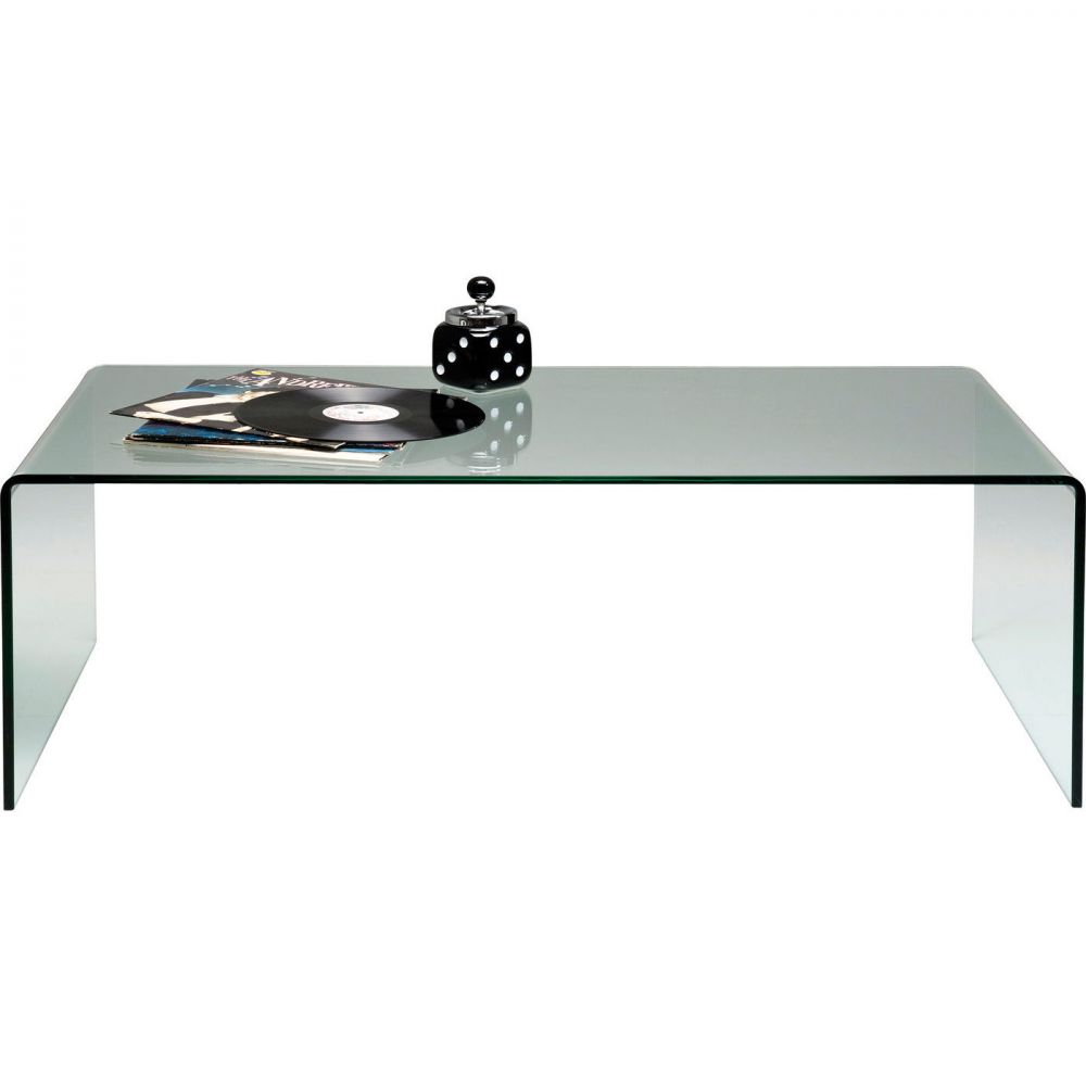Coffee Table Clear Club Basic 120x40cm