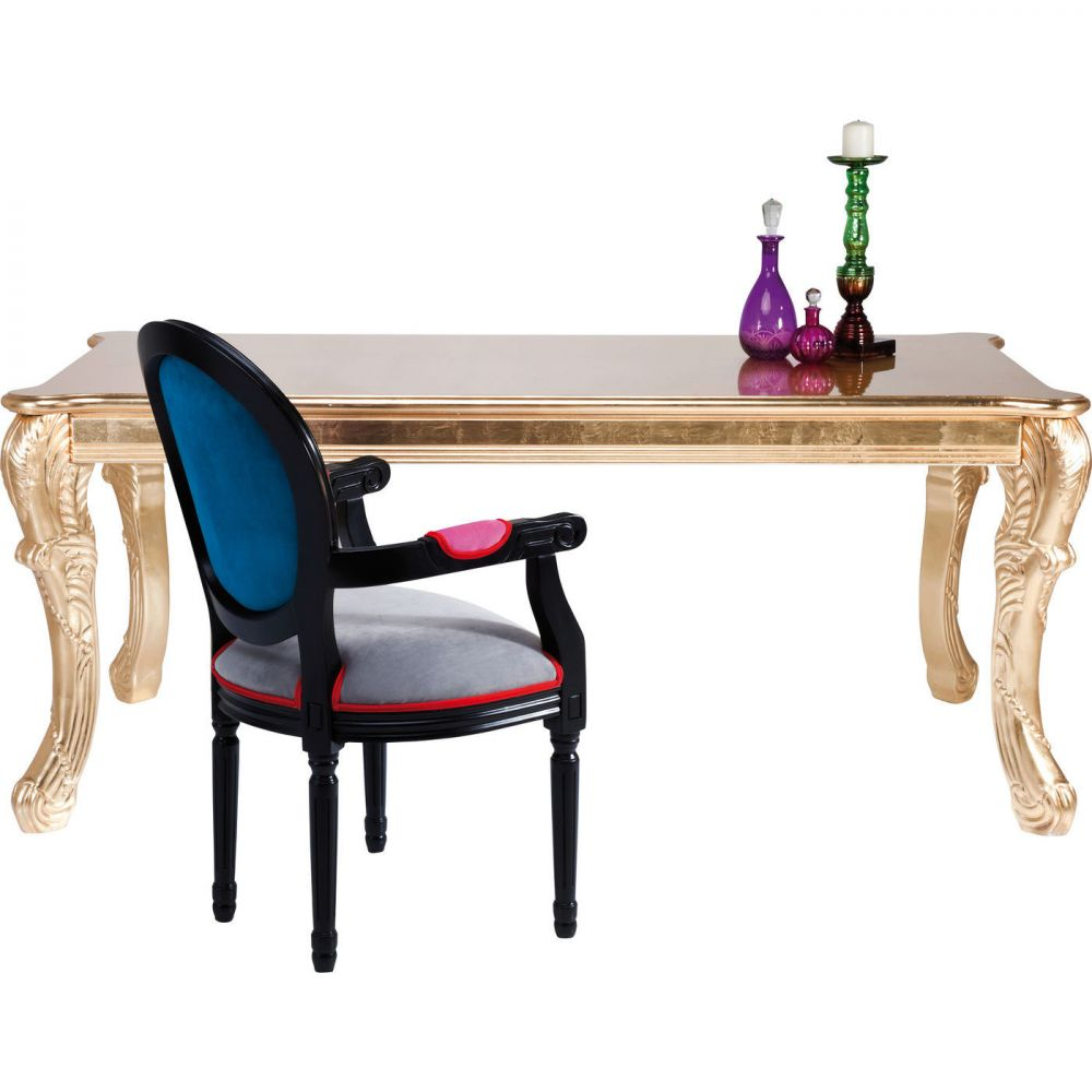 Table Romantico Gold 180x95cm
