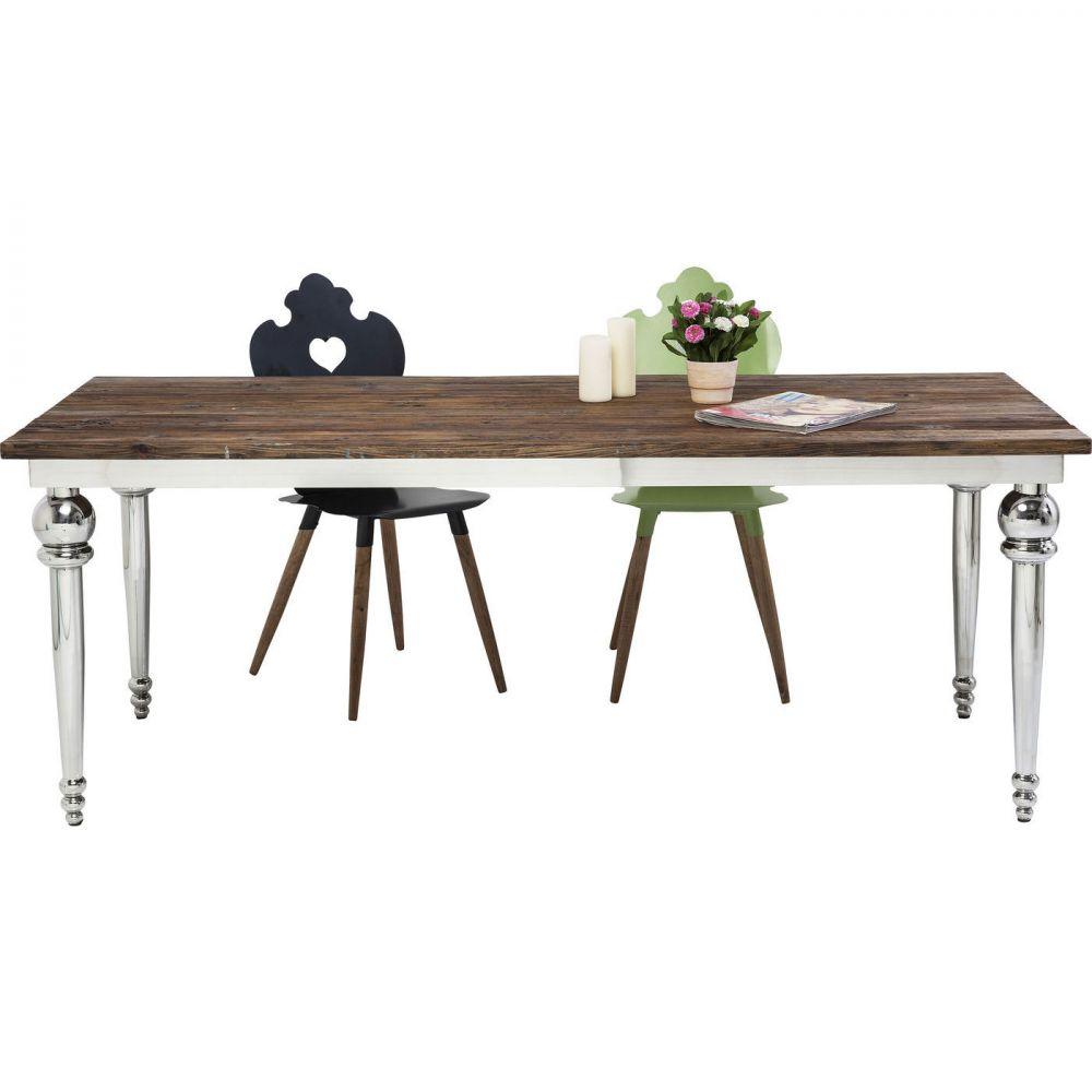 Table Fusione Rectangular 90x200cm