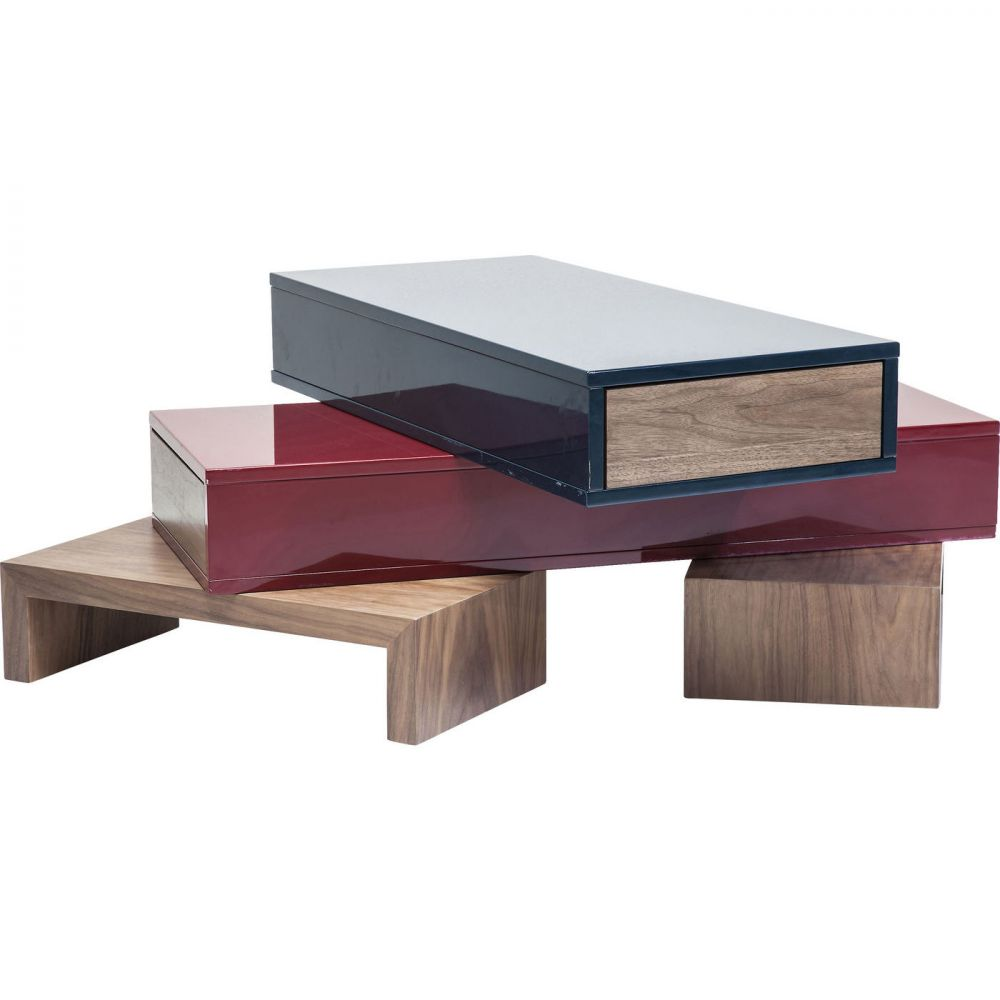 Coffee Table Micado Colore 140x90cm 4D