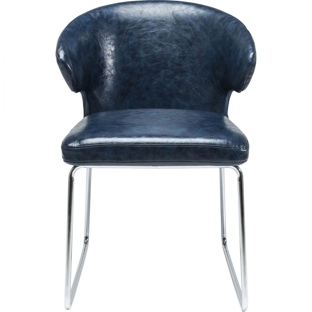 Chair Atomic Blue
