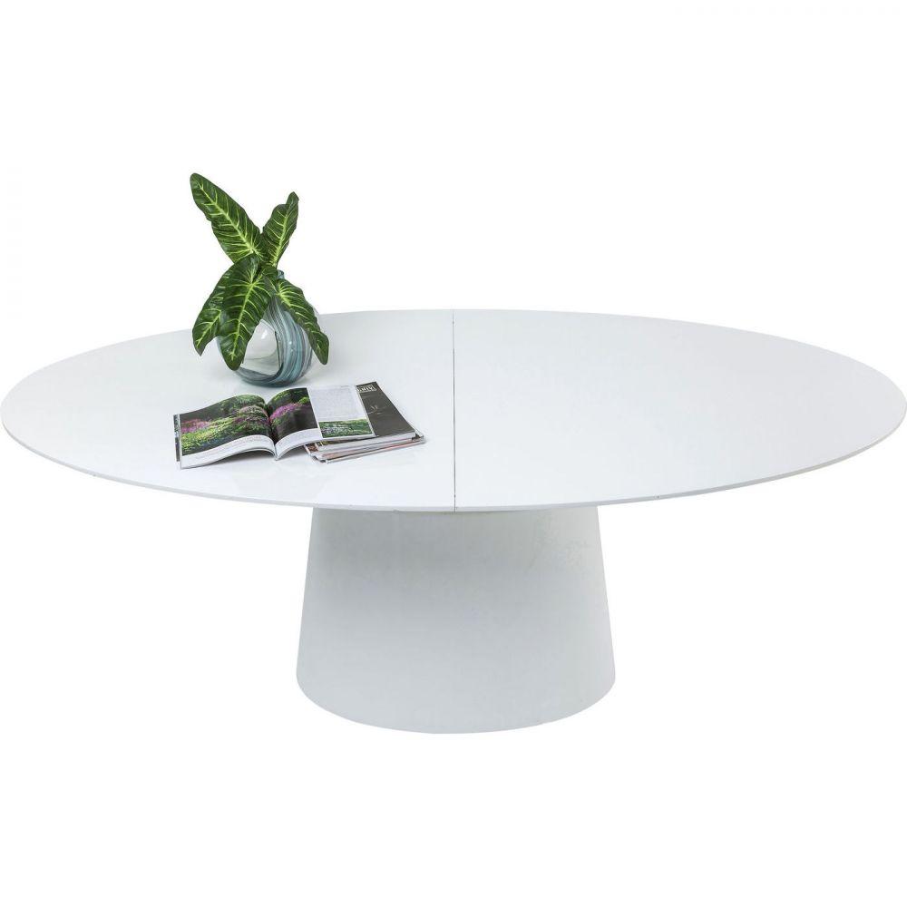 Extension Table Benvenuto White 200(50
