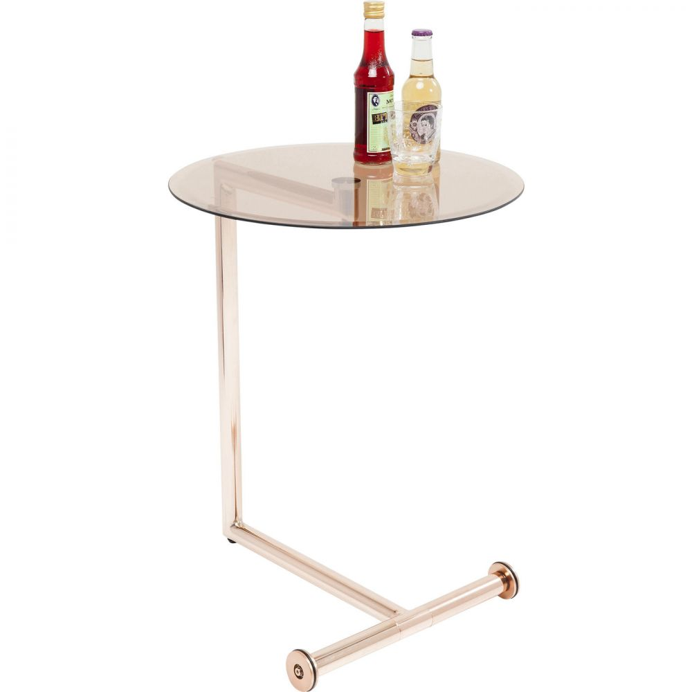 Side Table Easy Living Copper Ø46cm