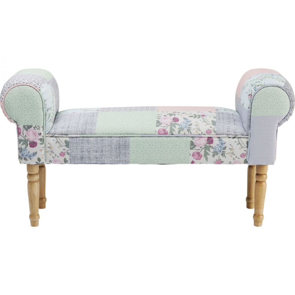Bench Wing Patchwork Powder