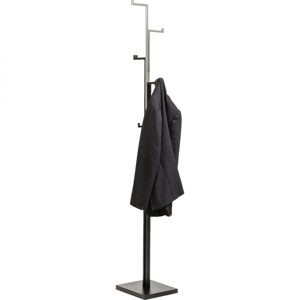 Coat Rack Casino Black - Silver