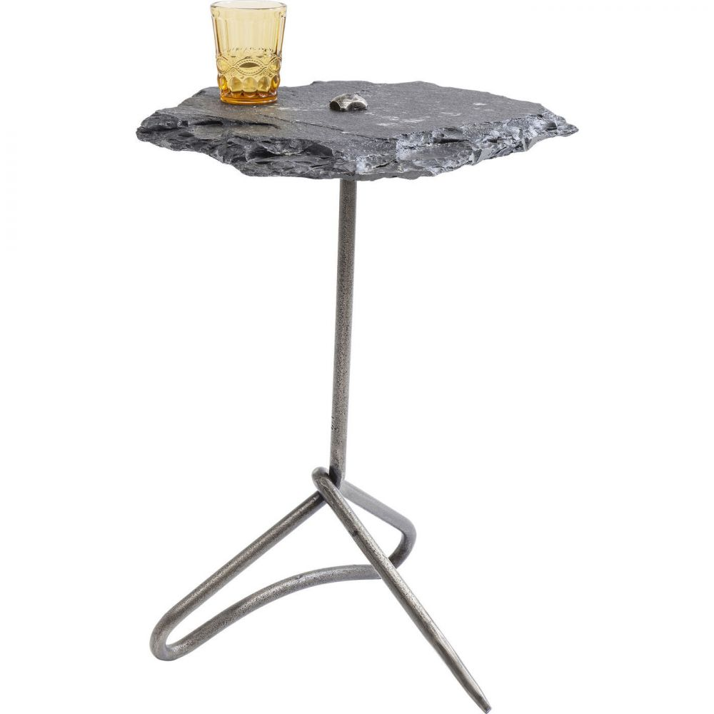 Side Table Vulcano Pure
