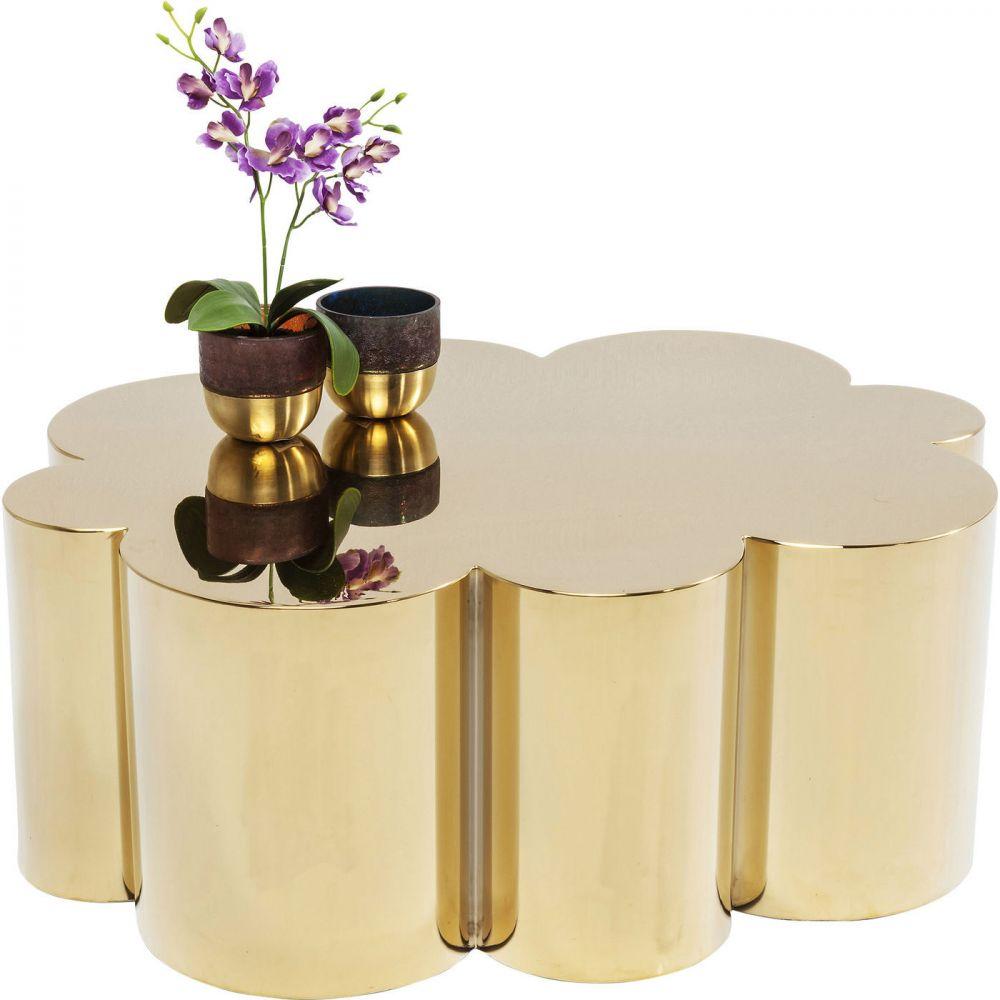 Coffee Table Gold Rush Cloud 35cm