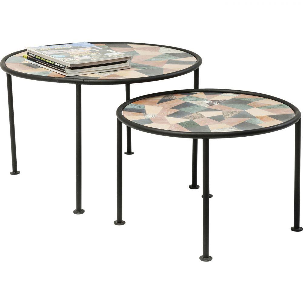 Coffee Table Coccio (2/Set)
