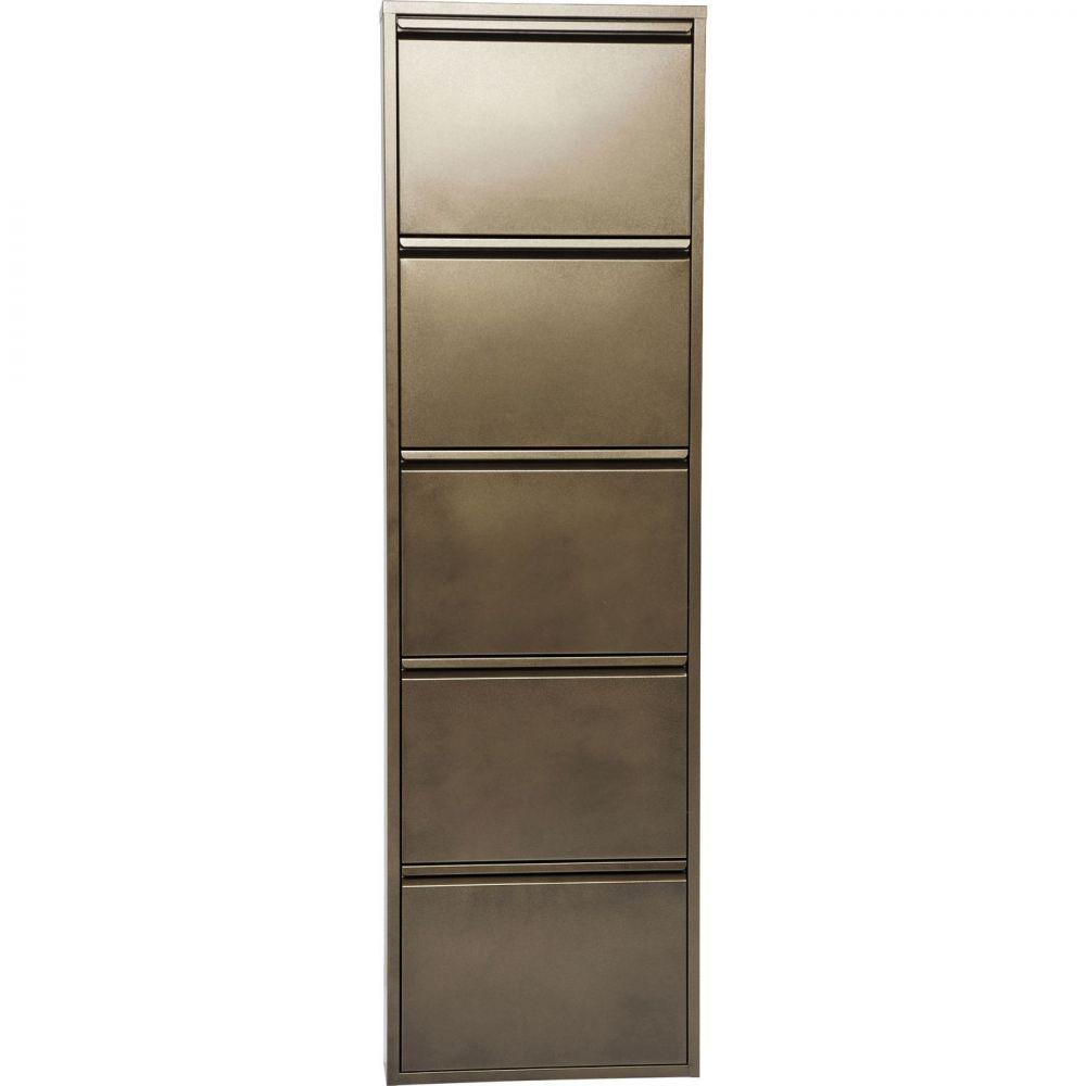 Shoe Container Caruso 5 Bronze