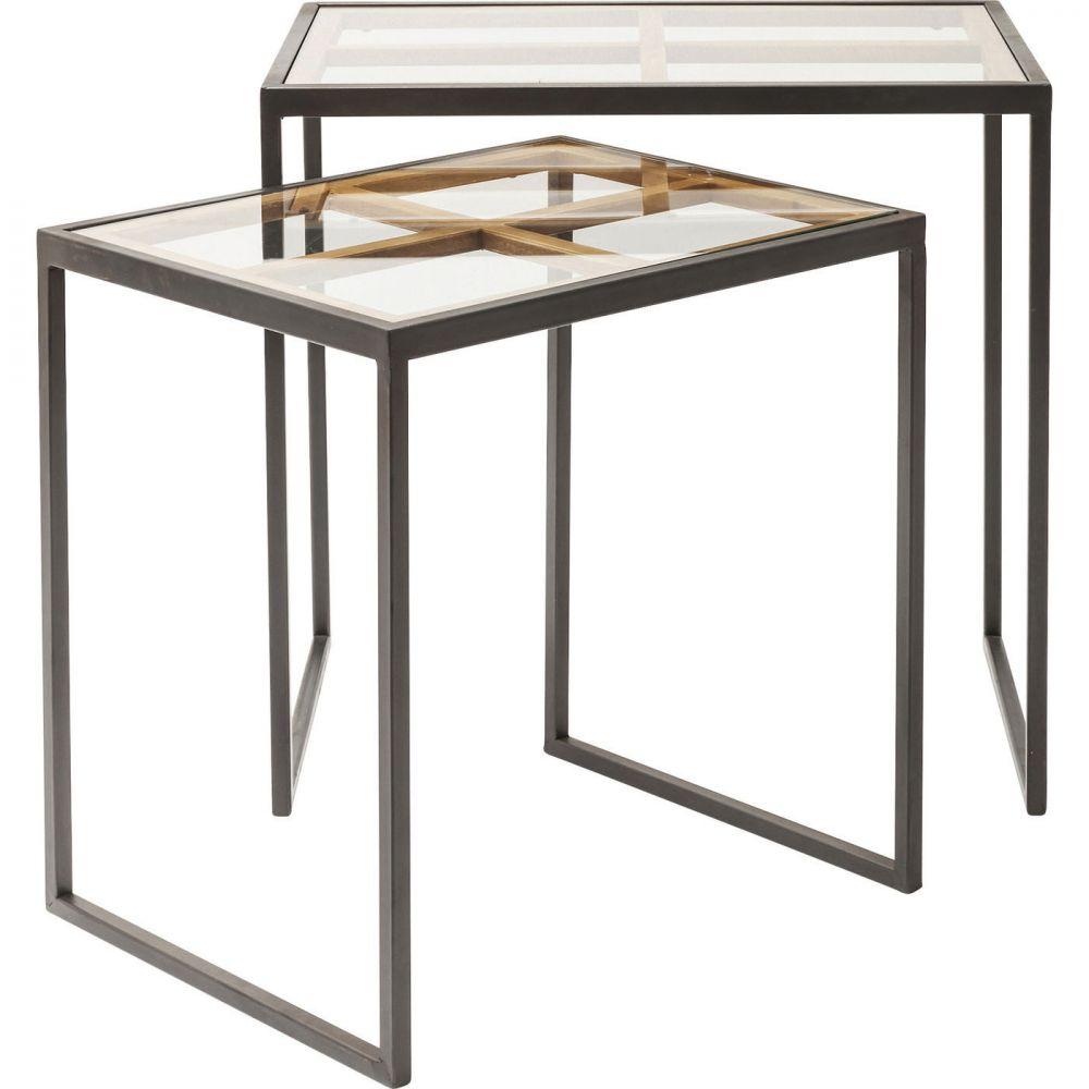 Side Table Beam (2/Set)