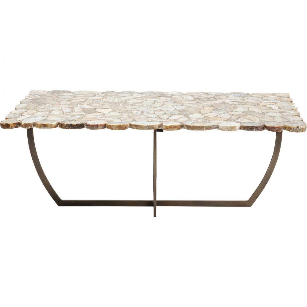 Coffee Table Tesoro Beige 110x60cm