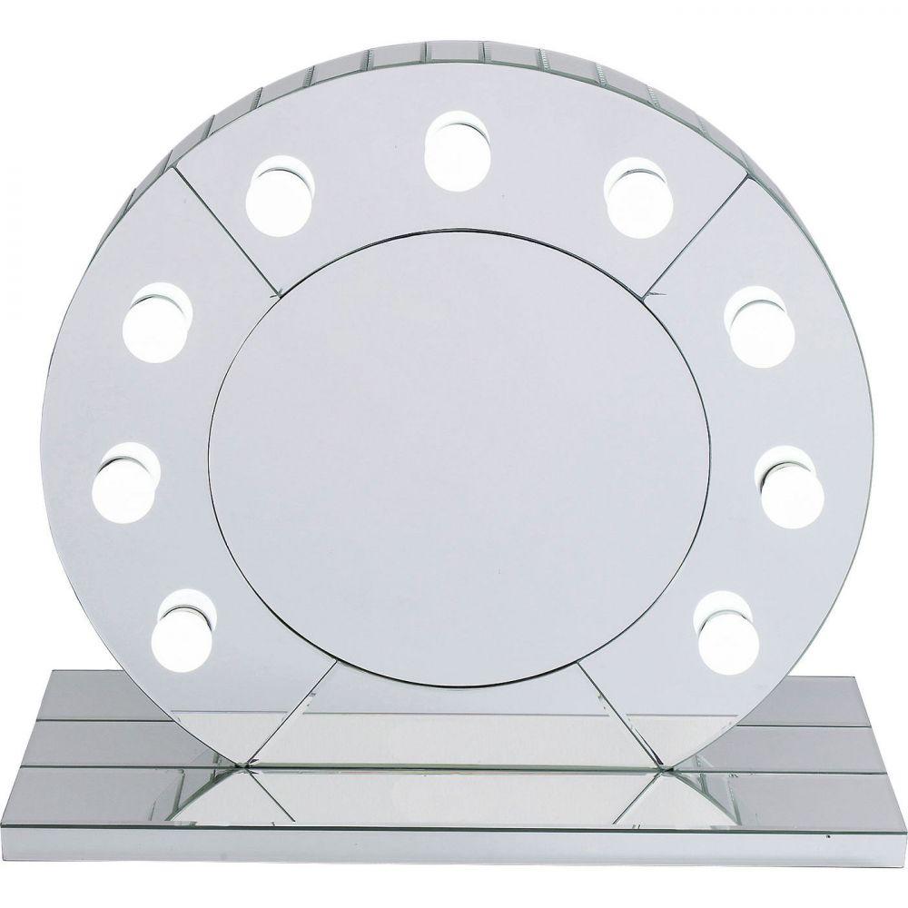 Table Mirror Make Up  Round