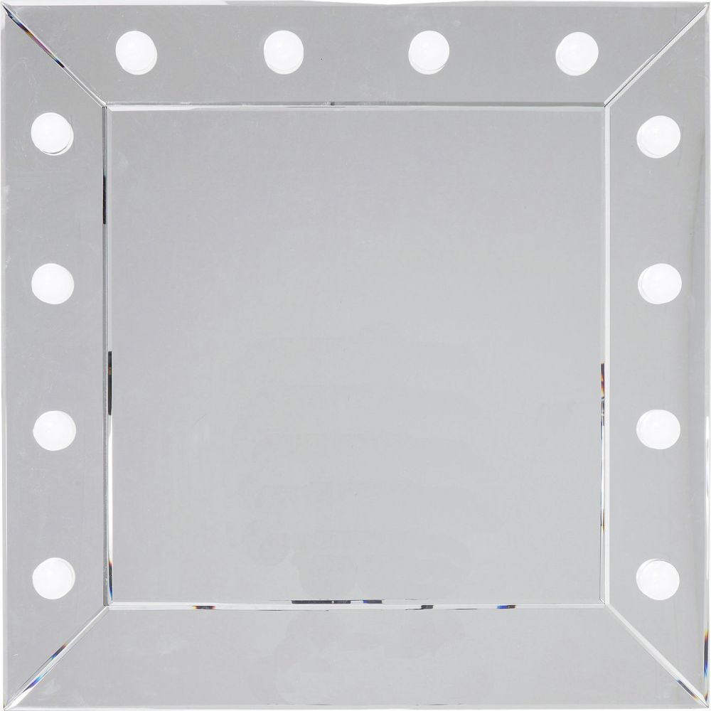 Mirror Make Up Square 81x81cm