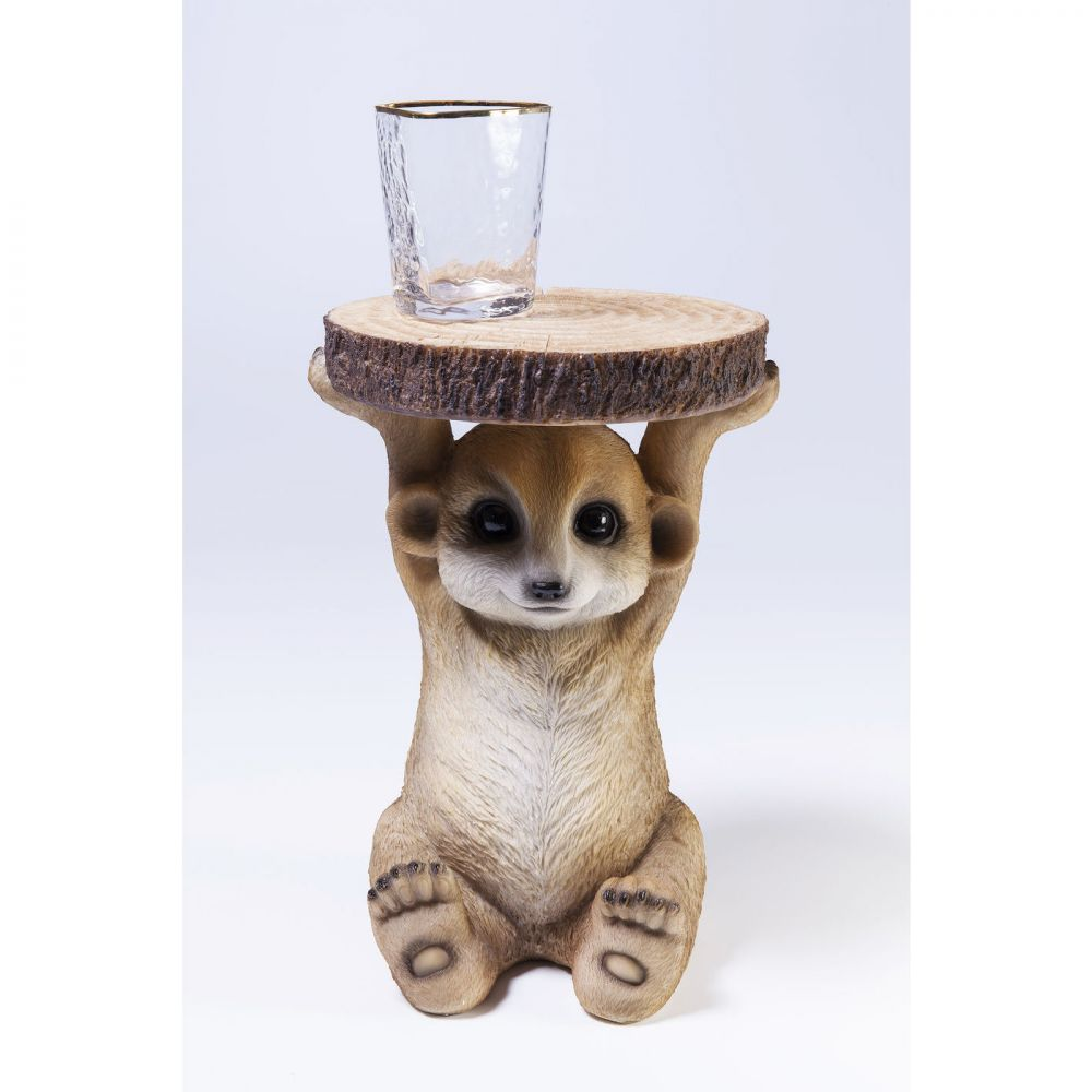 Side Table Animal Mini Mongoose
